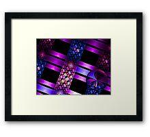 Jewel Memories Framed Print
