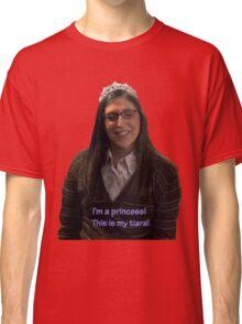 Princess Tiara Classic T-Shirt