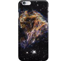 Debris From a Stellar Explosion iPhone Case/Skin
