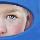 Mr. Blue Eyes by Tracy Friesen