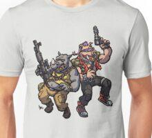 Hench Mutants Unisex T-Shirt