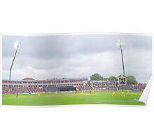 Test Cricket Poster
