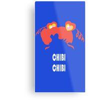 Chibi Chibi Metal Print