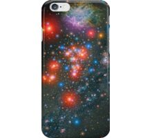 Bermuda Triangle of our Milky Way Galaxy iPhone Case/Skin