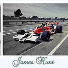 James Hunt by ©The Creative  Minds