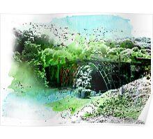 Ironbridge, Shropshire - World Heritage Site Poster