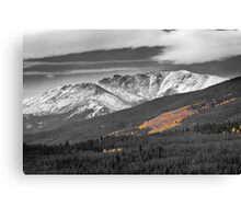Rocky Mountain Independence  Canvas Print