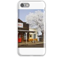 Shaniko Ghost Town Oregon USA - Ice Cream iPhone Case/Skin
