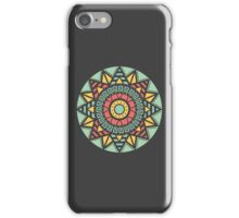 Life Circle iPhone Case/Skin