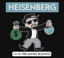 "Breaking Bad - Heisenberg ""I'm the empire business"" by PippoNoise"