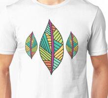 Native Leaves Unisex T-Shirt