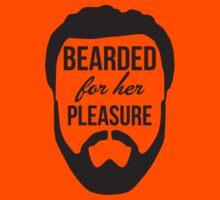 Bearded For Her Pleasure by KRDesign