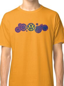 Dr Who VW Mash Up Tee - Gallifrey Volkswagen Classic T-Shirt