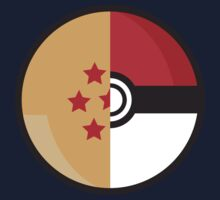 PokeDragonBall One Piece - Short Sleeve