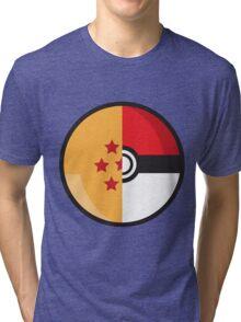 PokeDragonBall Tri-blend T-Shirt