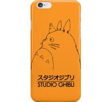 Studio Ghibli Totoro Case iPhone Case/Skin