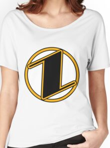 Zenith Comics Shield Women's Relaxed Fit T-Shirt