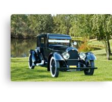 1921 Duesenberg A Bender Coupe III Canvas Print