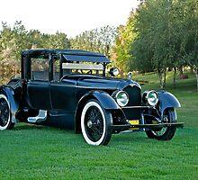 1921 Duesenberg A Bender Coupe II by DaveKoontz
