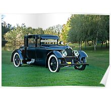 1921 Duesenberg A Bender Coupe II Poster