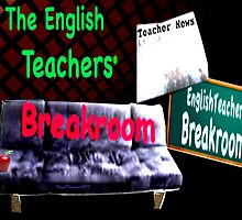 The English Teachers Breakroom by KayeDreamsART