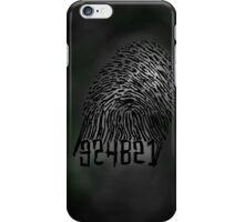 324B21 iPhone Case/Skin