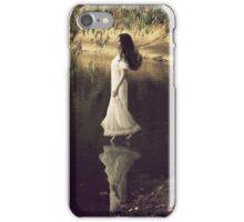 Walking on Water iPhone Case/Skin