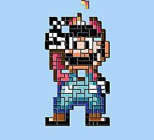 Mario victory tetris by erndub