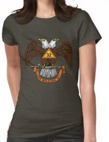 Scottish Rite Womens Fitted T-Shirt