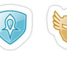 GW2 - Profession Icon pack Sticker