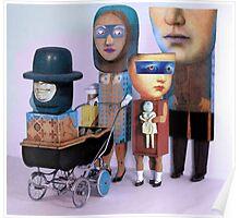 Renaissance Family. Poster