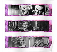 Monroe. Monroe. Monroe. Poster