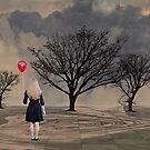 Peachy Keen---Balloon by Shyll