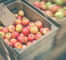 Market Day Apples by Bethany Helzer
