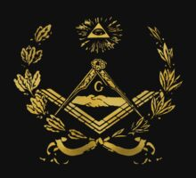Seal of masonry T-Shirt