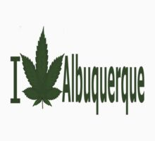 0113 I Love Albuquerque by Ganjastan