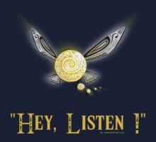 Hey Listen ! Baby Tee