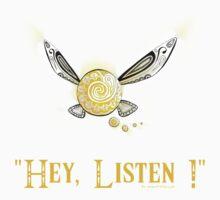 Hey Listen ! Kids Tee