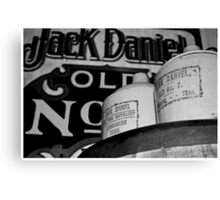 Good Old Jack Canvas Print