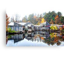 Autumn Within Canvas Print