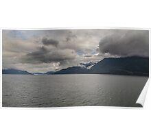 Inside Passage - Alaska Poster