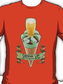 World's End Mint Cornetto - Banner T-Shirt