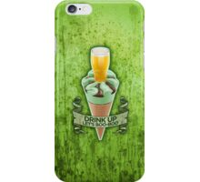 World's End Mint Cornetto - Banner iPhone Case/Skin