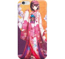 Saekano  iPhone Case/Skin