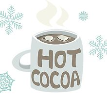 Hot Chocolate -- Winter by bubblybrit10