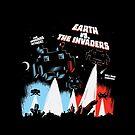 Earth vs. The Invaders by piercek26