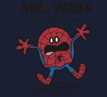 Mr Webs Kids Tee