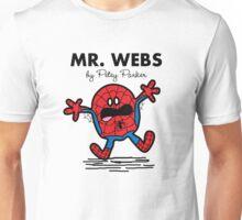 Mr Webs Unisex T-Shirt