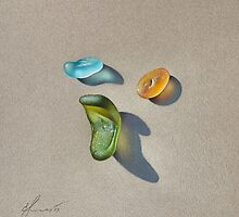 Trio by Elena Kolotusha