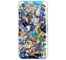 Jojo's bizarre adventure iPhone Case/Skin